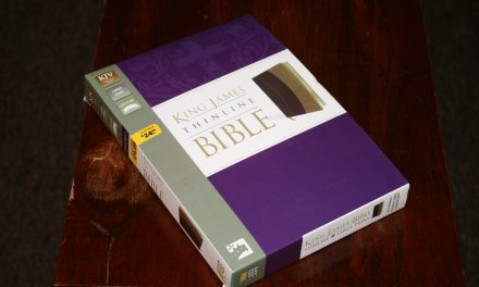 Zondervan Thinline Large Print KJV Review