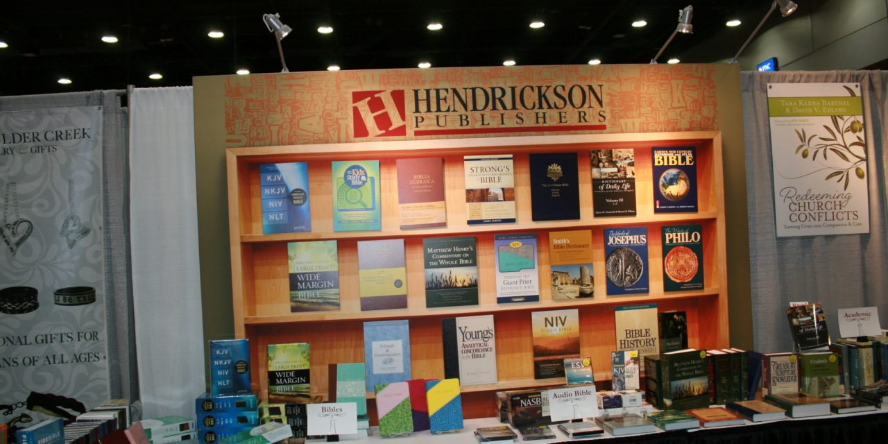 ICRS – The Hendrickson Booth