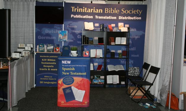 ICRS – The TBS Booth
