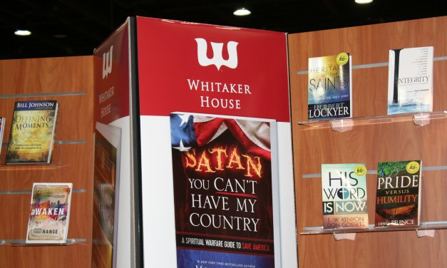 ICRS – The Whitaker House Booth