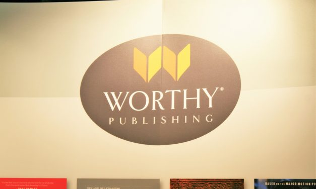 ICRS – The Worthy Publishing Booth
