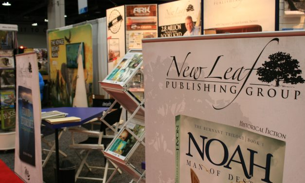 ICRS – The New Leaf Publishing Group Booth