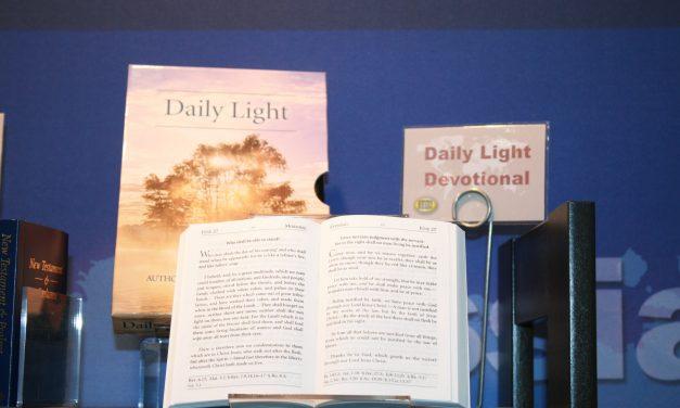TBS Daily Light Devotional