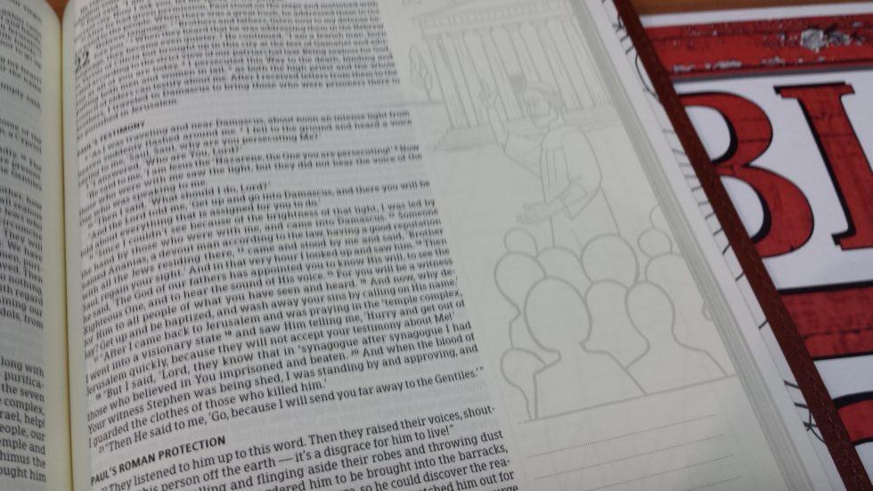 Holman Illustrators Notetaking Bible (6)