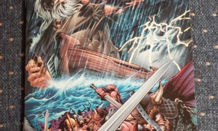 Kingstone Comics Noah – Review
