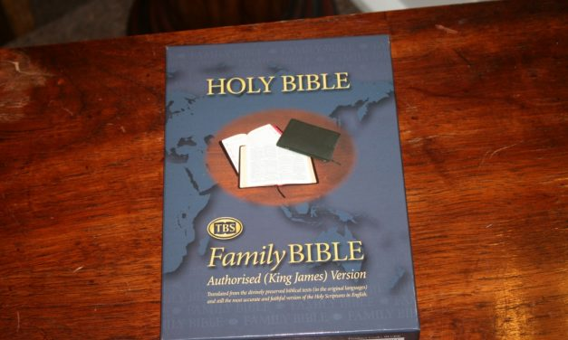 TBS Family Bible Review