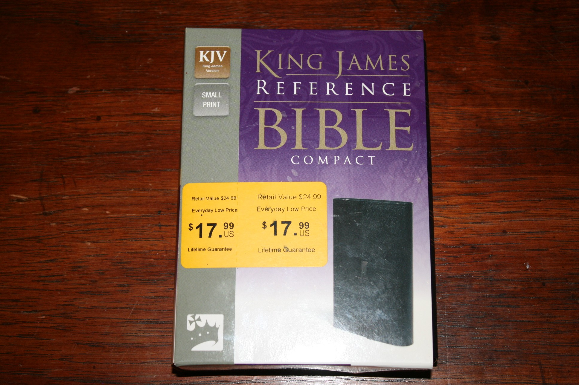 Zondervan Kjv Compact Reference Bible Review Bible