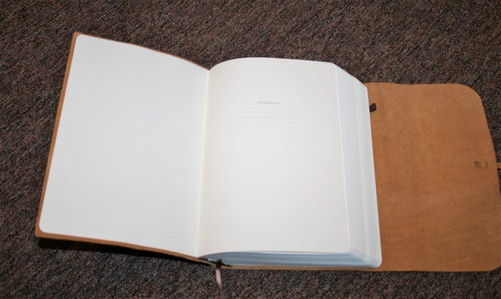 ESV Single Column Journaling Bible Large Print Edition (15)