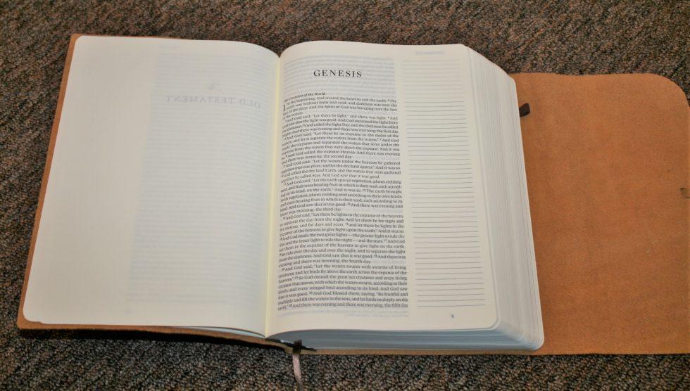 ESV Single Column Journaling Bible Large Print Edition (16)