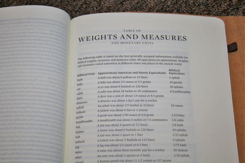 ESV Single Column Journaling Bible Large Print Edition (25)