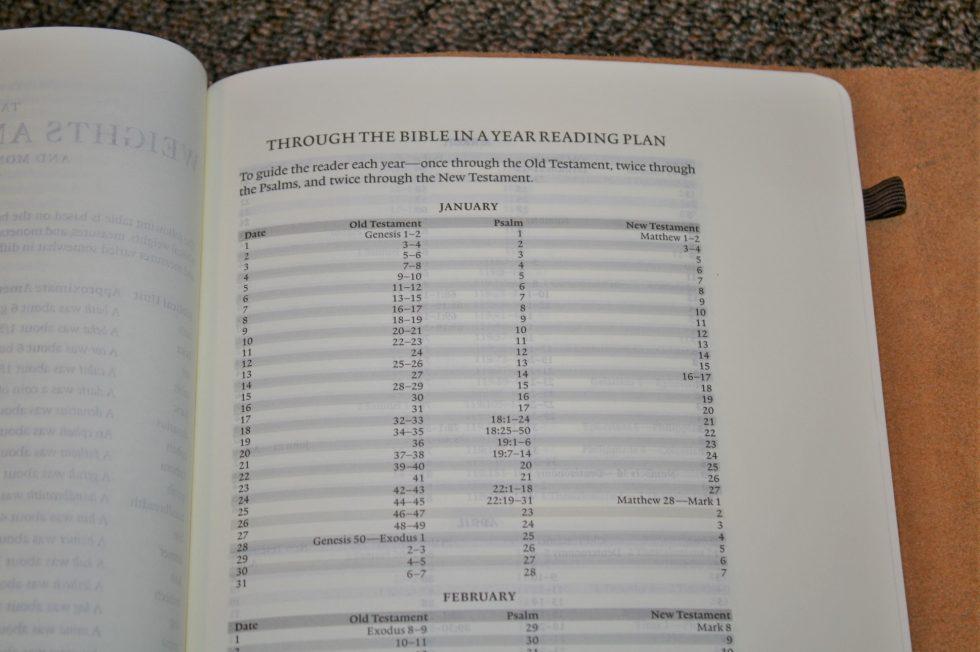 ESV Single Column Journaling Bible Large Print Edition (26)