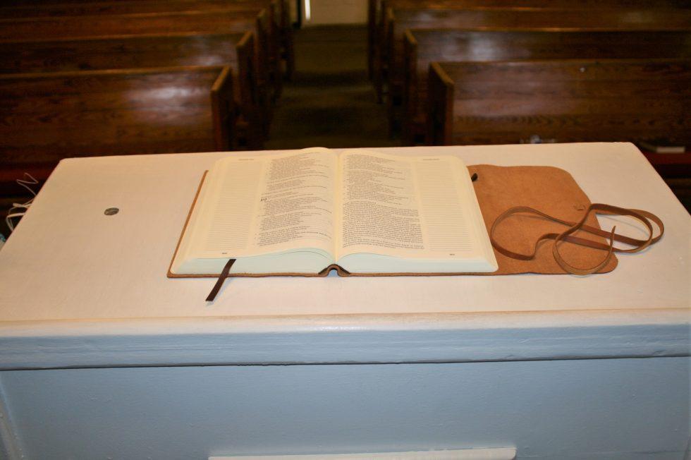 ESV Single Column Journaling Bible Large Print Edition (37)
