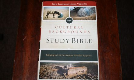 NIV Cultural Backgrounds Study Bible Review