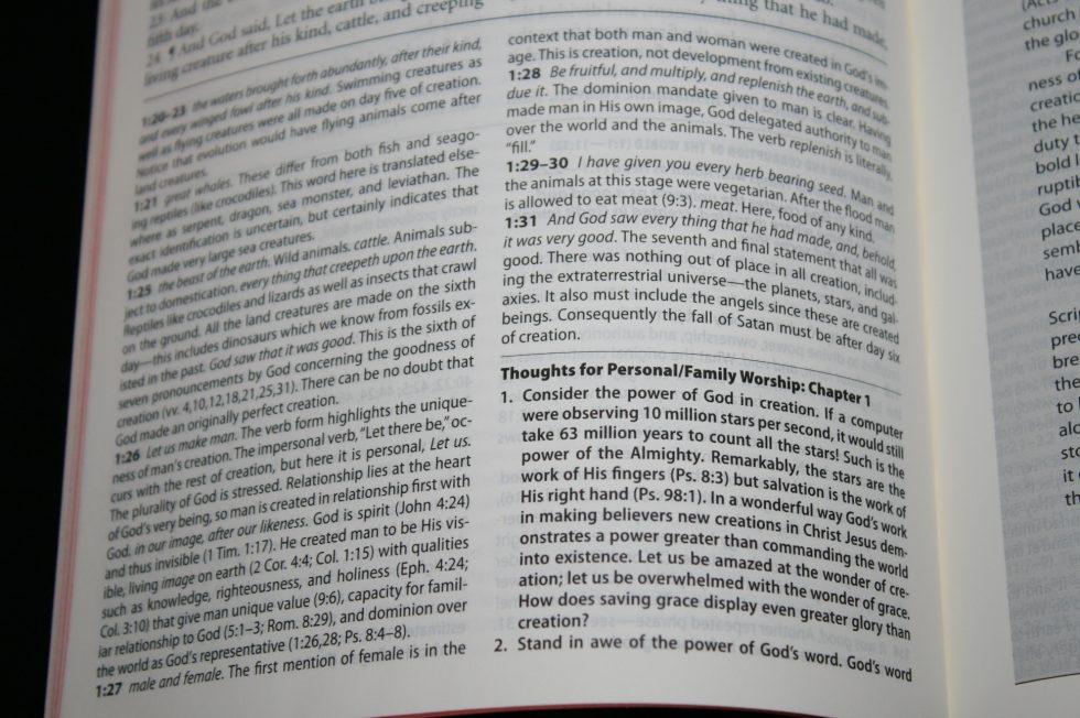 The Reformation Heritage KJV Study Bible (26)