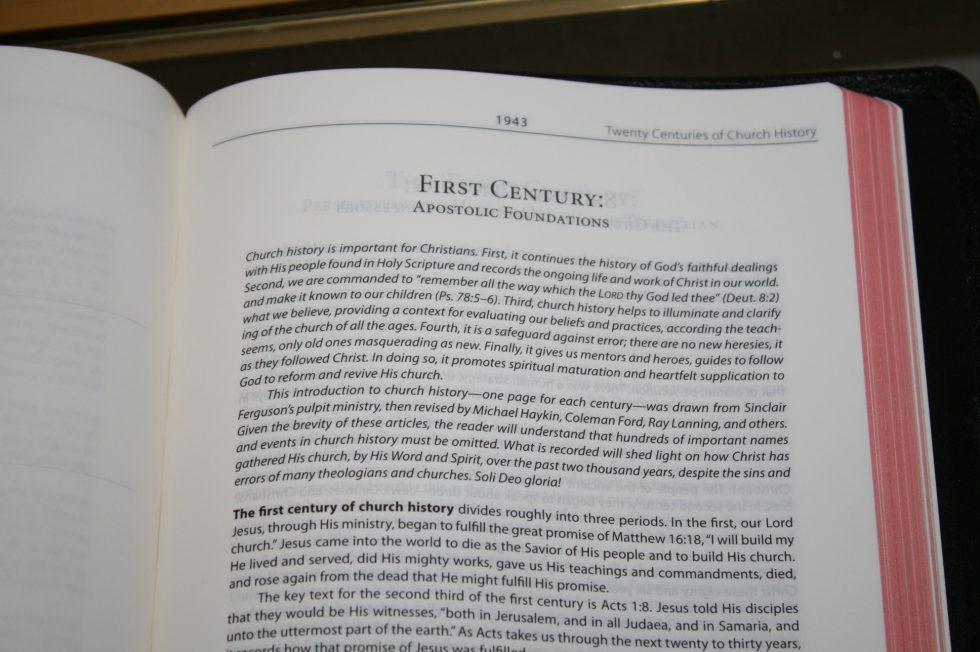 The Reformation Heritage KJV Study Bible (40)