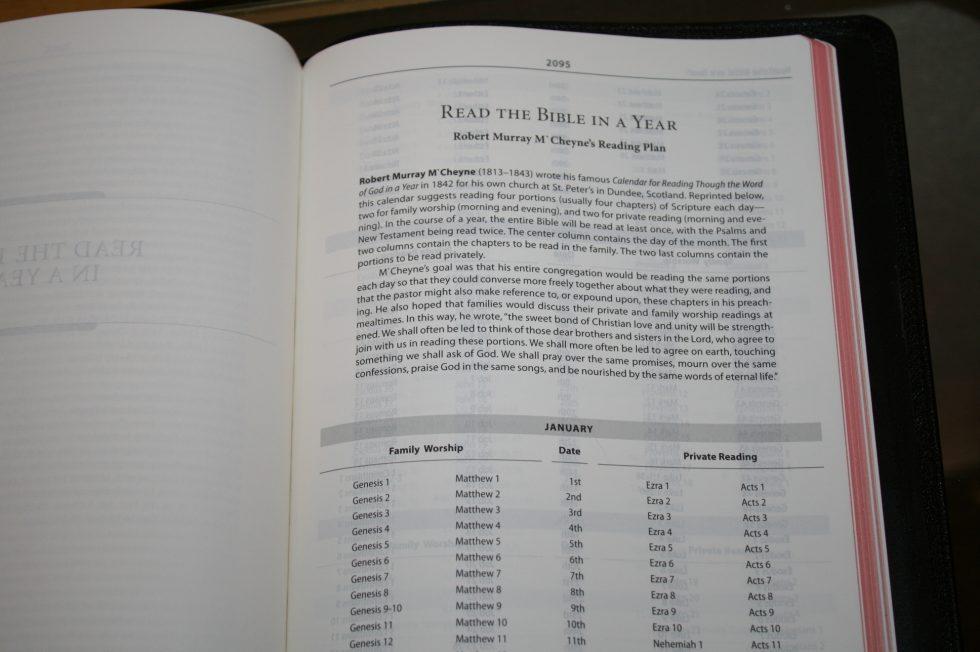 The Reformation Heritage KJV Study Bible (42)