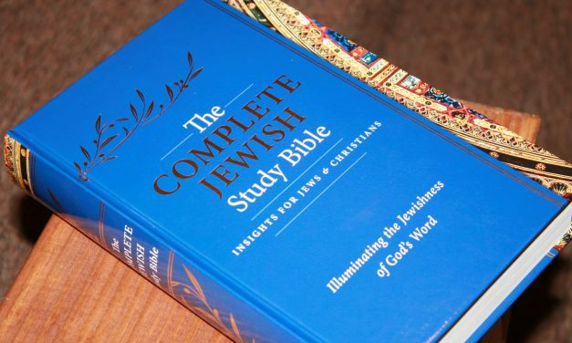 The Complete Jewish Study Bible Review
