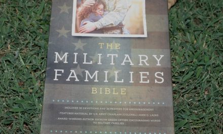 Holman HCSB Military Families Bible Review