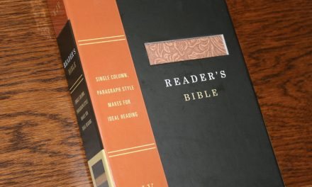 Holman KJV Reader's Bible – Review