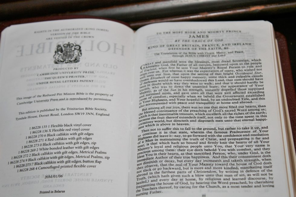 TBS Pocket Reference Bible (8)