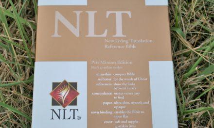 Cambridge NLT Pitt Minion – Bible Review