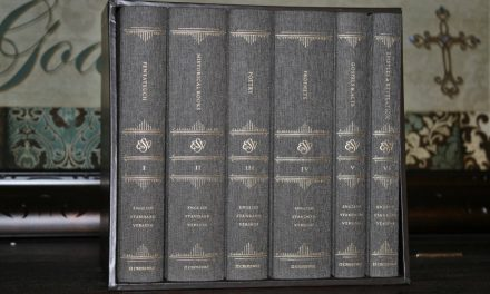 Crossway's ESV Reader's Bible, Six-Volume Set – Review