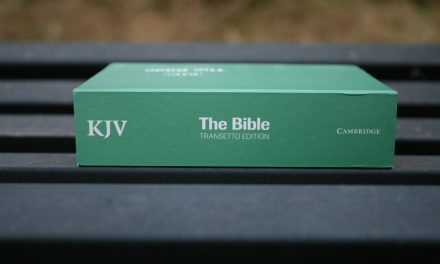 Cambridge Transetto KJV Bible – Review