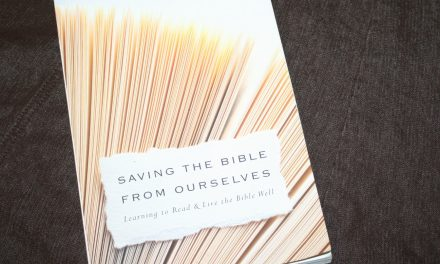 Saving the Bible from Ourselves – Review