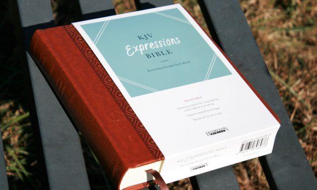 Quick Look – Hendrickson KJV Expressions Bible
