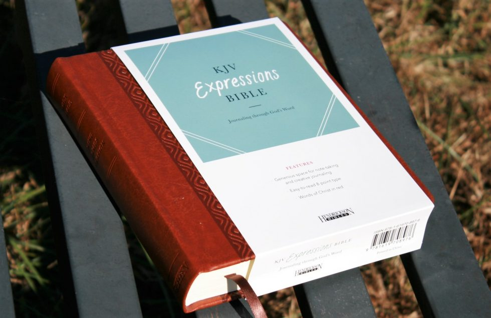 hendrickson-kjv-expression-bible
