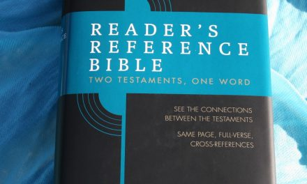 Holman NKJV Reader's Reference Bible – Review