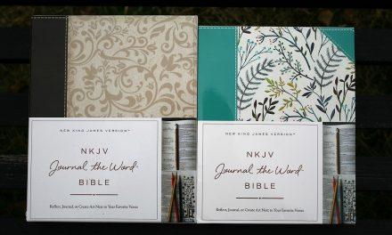 Thomas Nelson NKJV Journal the Word Bible Review