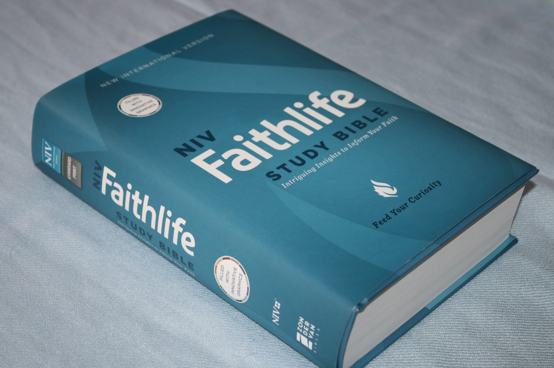 Stay Curious About the Bible with the NIV Faithlife Study