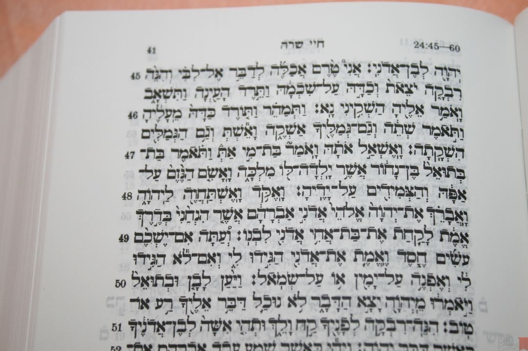 Hebrew and Greek Bible (26) - Bible Buying Guide