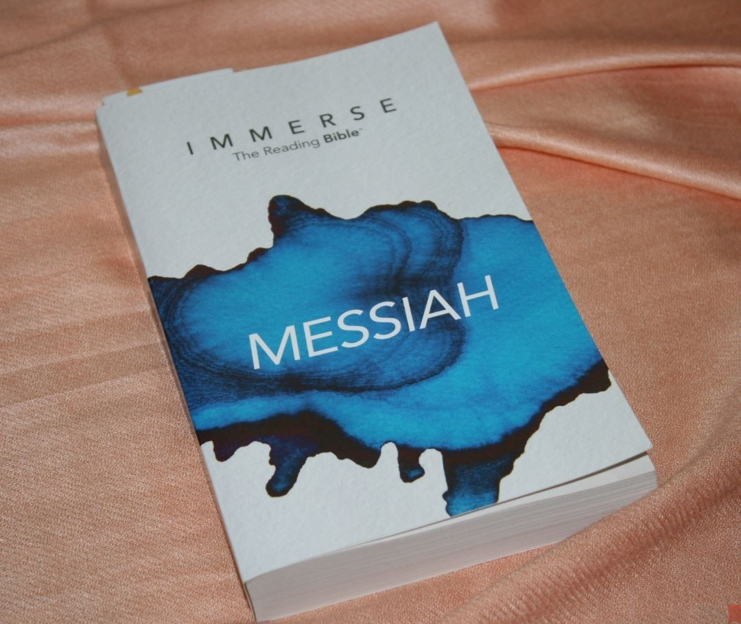 Immerse Messiah Bible Review Bible Buying Guide