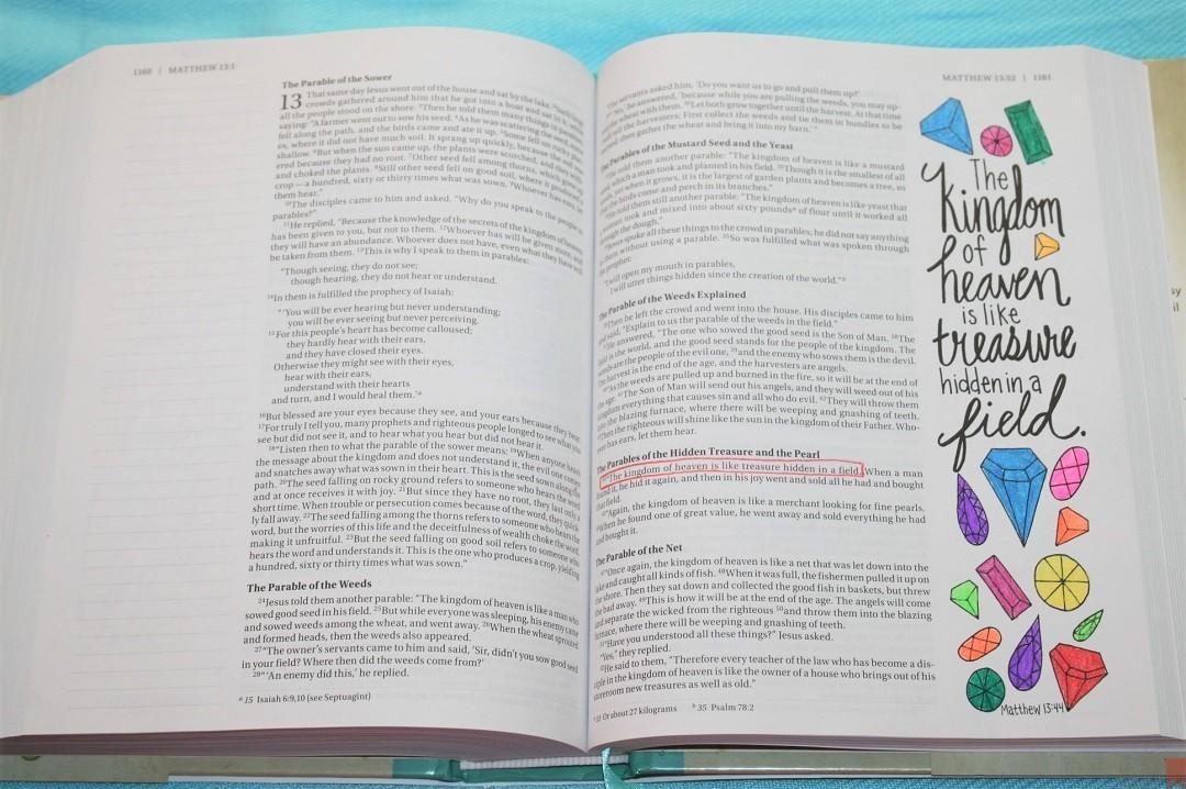 Niv Beautiful Word Coloring Bible 15 Bible Buying Guide