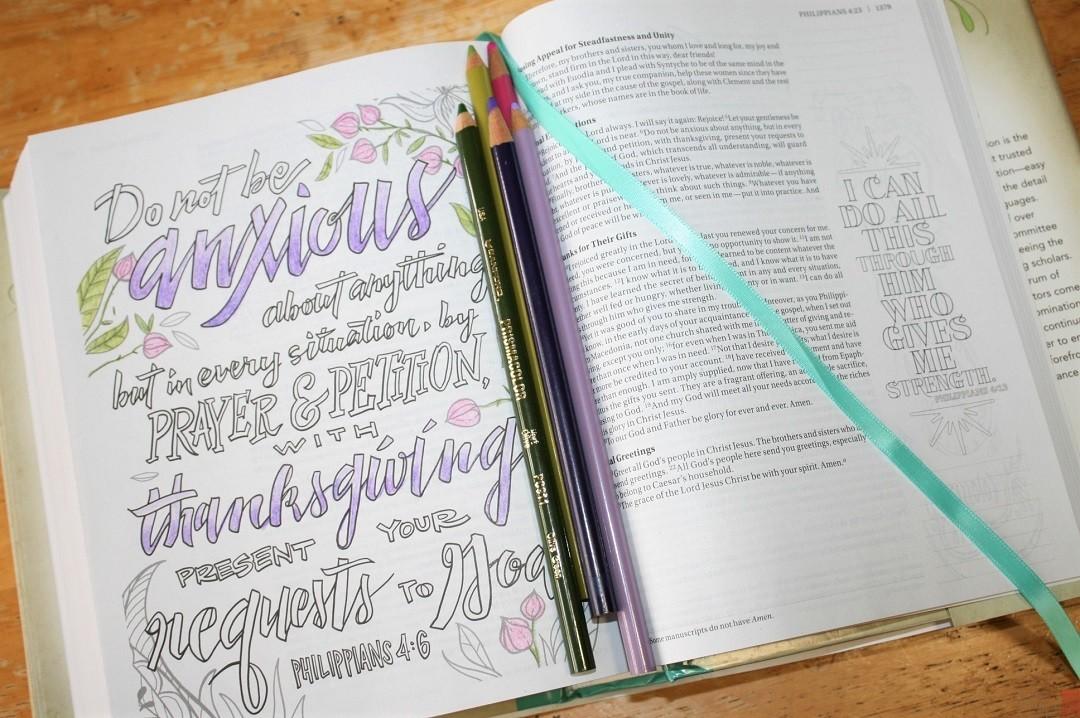 Niv Beautiful Word Coloring Bible Review Bible Buying Guide