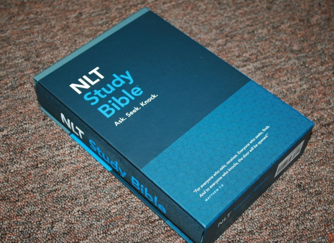 Nlt Study Bible Review Bible Buying Guide