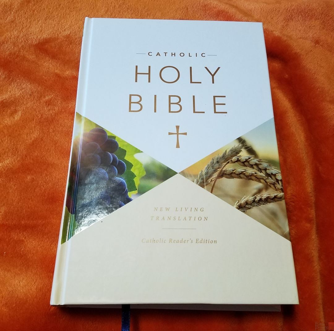 NLT Catholic Readers Edition - Bible Buying Guide