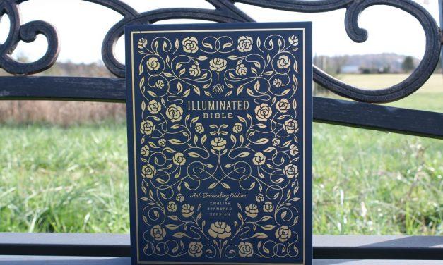 ESV Illuminated Bible Art Journaling Edition Review