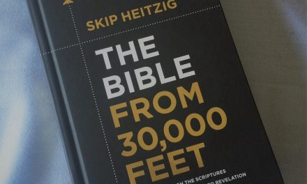 The Bible from 30,000 Feet Review