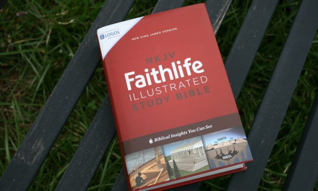 NKJV Faithlife Illustrated Study Bible Review