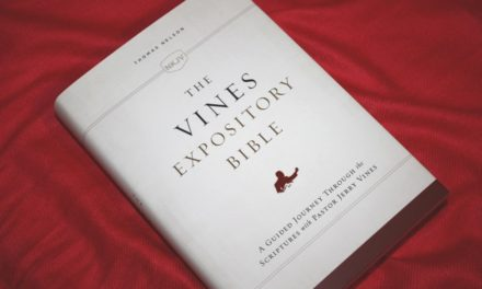 Vines Expository Bible Review