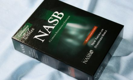 Cambridge NASB Clarion Bible Review