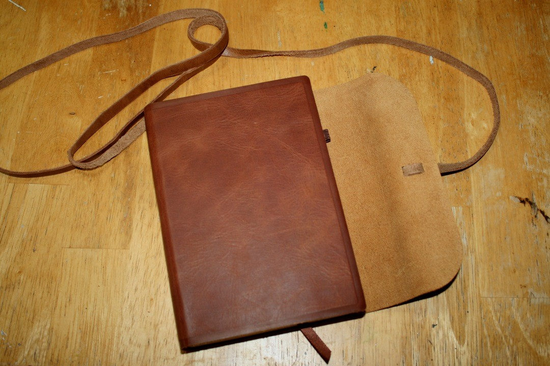 Crossway ESV Large Print Compact Bible Review - Bible Buying