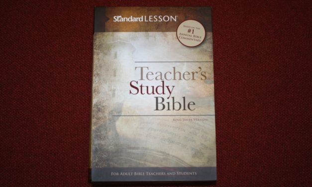 Teacher's Study Bible Review