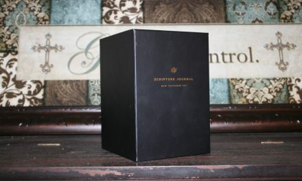 ESV Scripture Journal: New Testament Boxed Set Review