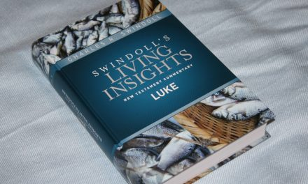 Swindoll's Living Insights New Testament Commentary: Luke