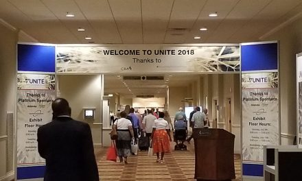 Our Trip to the 2018 CBA UNITE Christian Retail Show in Nashville Part 1