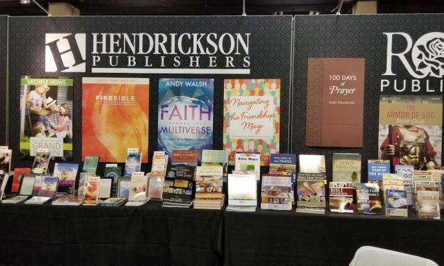 Hendrickson Publishers & Rose Publishing – 2018 CBA Unite
